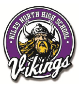 Miles North High School logo