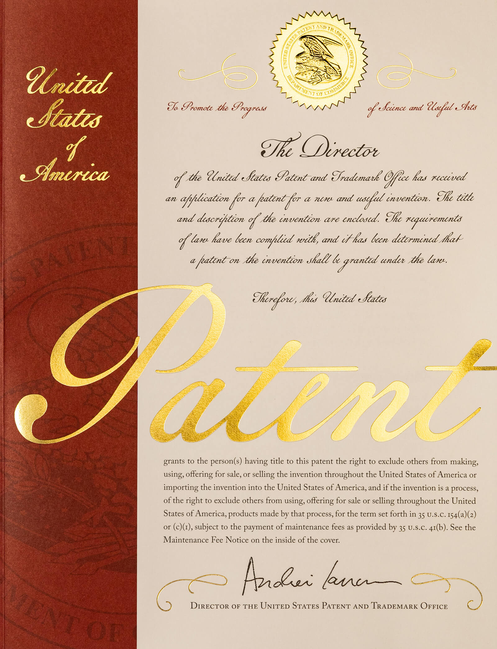 Patent Applications Filed Throughout American History ...