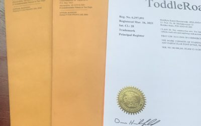 Three Happy Clients Receive New Trademarks
