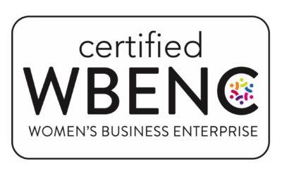 Law Firm Earns Women's Business Enterprise Certification